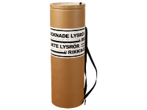 Lysrørsbag for brukte lysrør lengde 1430 mm