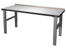 Gigant Stabile 750 arbetsbord, djup 800 mm