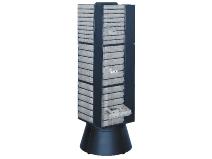 Gulvkarusell for oppbevaringsskap dybde 150 mm Raaco