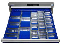Gigant innredningsdetaljer Premium, avdeler aluminium