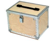 Väska/Låda i plywood Nefab PlyPak