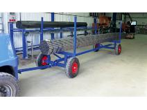 Långgodsvagn 3,5 ton