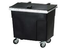 Avfallsbehållare ESD 600 L
