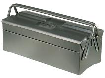 Gigant verktøykasse grå lakk