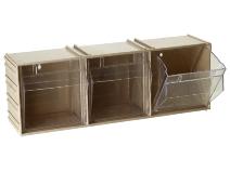 Boksenhet glassklar byggbar