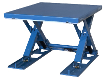 Løftebord lavtbyggende helt bord MX Hymo