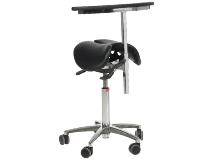 Armbågsbord till Salli sadelstol