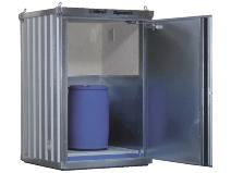 Brannklassifisert Miljøcontainer Type 60/90