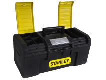 Verktøykasse med enhåndssperre Stanley