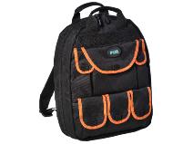 Verktygsryggsäck orange/svart