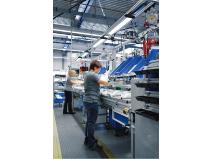 Monteringsbelysning Tameto LED / T5 Waldmann