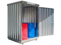 Miljøcontainer