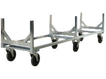 Långgodsvagn 800 kg