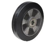 Hjul løst type Elastic BRU/AL Swede–Wheel