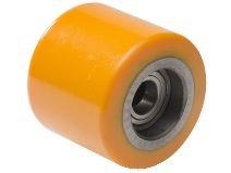Hjul løst type PV PU/CI Swede–Wheel