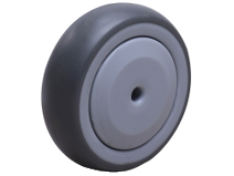 Hjul løst TPE/PP Swede–Wheel