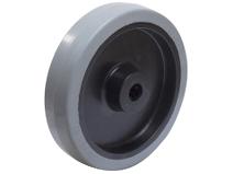Hjul løst type Elastic GRU/PA6 Swede–Wheel